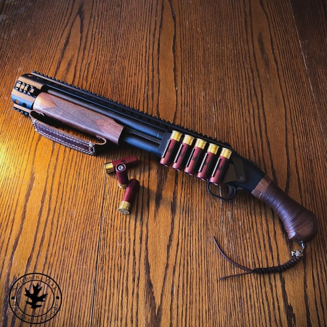 Yes or no? http://www blackacestactical com #mossberg