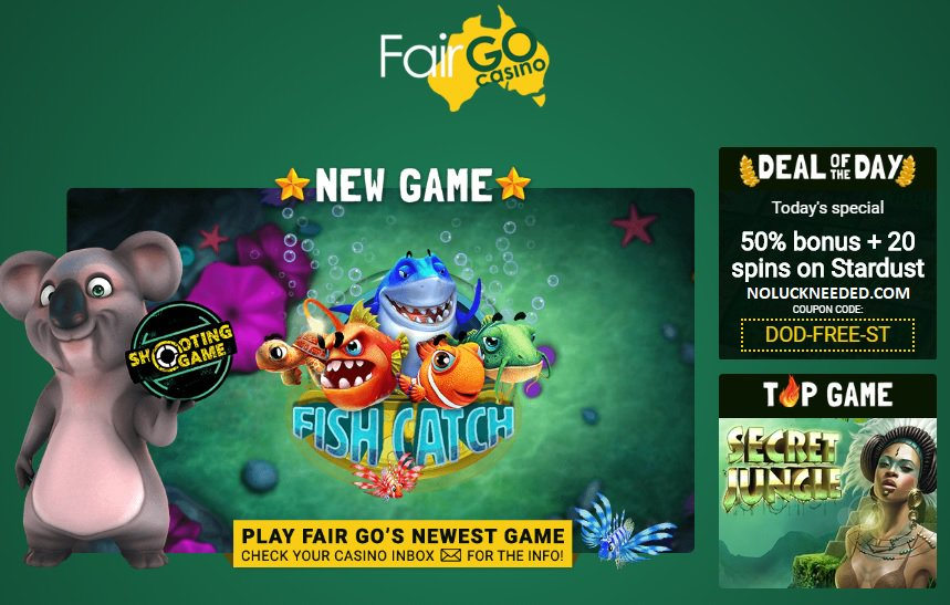 Fair Go Casino 15 Free Spins for All Players & Sunday Bonus Codes  https://www.noluckneeded.com/fair-go-casino-bonus-codes-sunday-and-15-free-spins-t22237.html … Reliable #Bitcoin #Crypto Casino for USA, #France #Australia & Most Countries. Play with cheap AUD Aussie Dollar