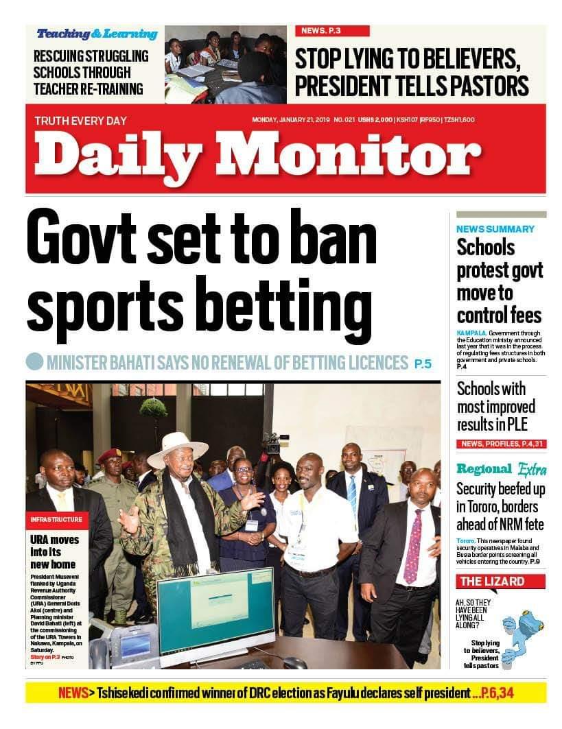 Winner sports betting uganda betting to win scottish premier league