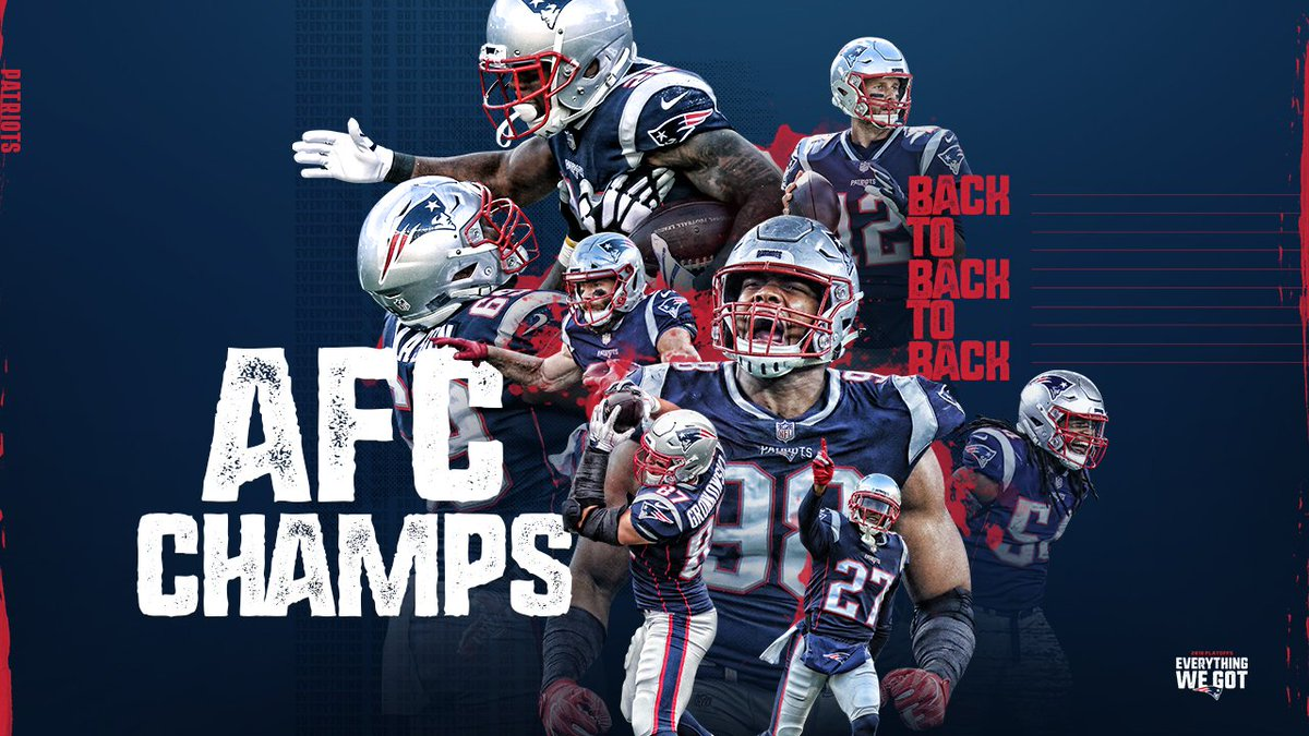Came into the kingdom and defended the crown.  BACK TO BACK TO BACK AFC CHAMPIONS   #EverythingWeGot