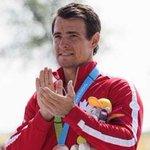 Image for the Tweet beginning: Olympian Adam van Koeverden wins