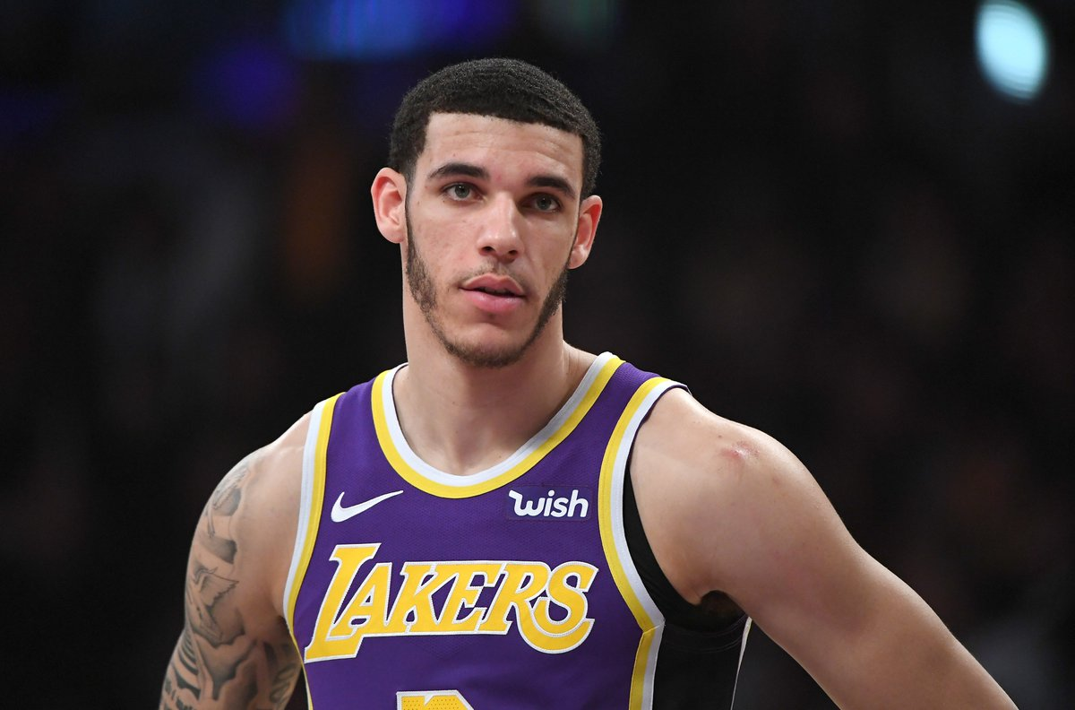 682ba258b4d The Lakers announce that Lonzo Ball will miss 4-6 weeks after suffering a  Grade 3 left ankle sprain.pic.twitter.com CYHtRx3yfg