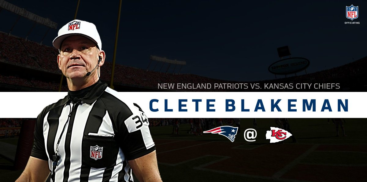 cf67bca4866 NFL Officiating on Twitter