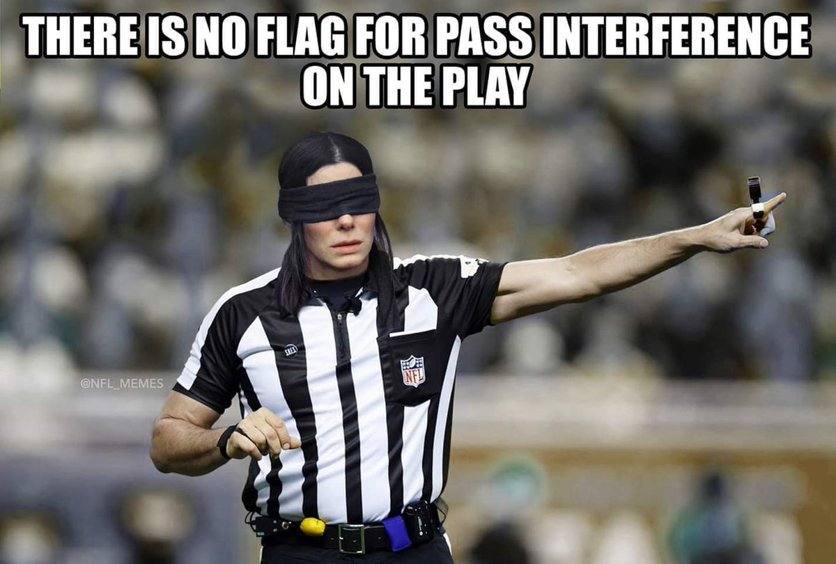 The internet's reaction to the Saints-Rams no-call for pass interference shows how wild it was