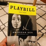 Image for the Tweet beginning: Just saw @americansonplay with the
