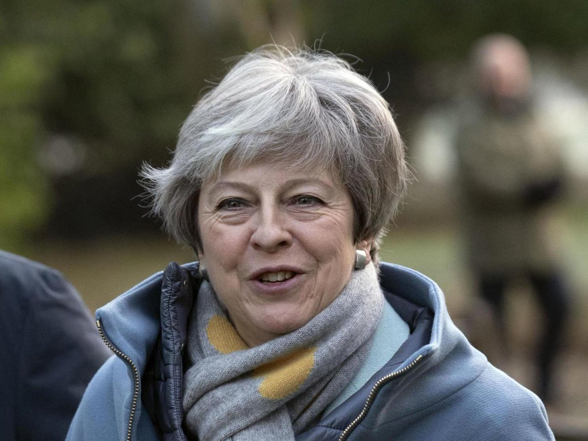Theresa May 'considers amending Good Friday Agreement' to break Brexit deadlock https://t.co/02Br8t1lFS