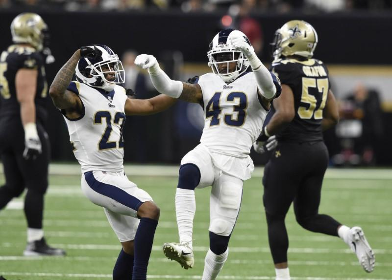 Rams headed to Super Bowl after overtime win over Saints https://t.co/HuC1P2IPGS