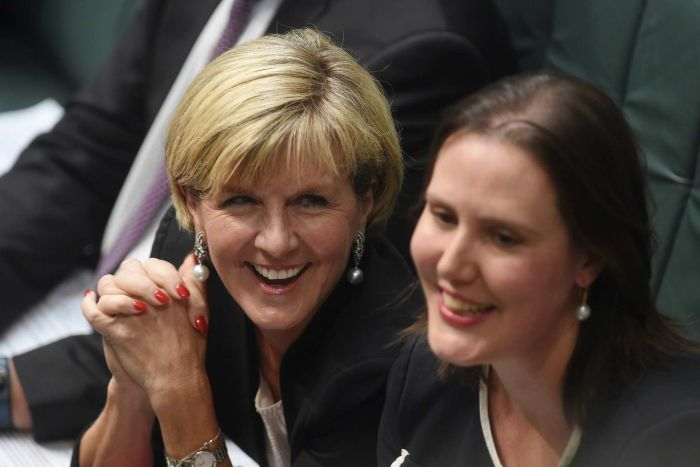 The Liberals have lost another woman — and their most popular could be right behind her https://t.co/iZEkMUS6ZF (Pic:AAP)