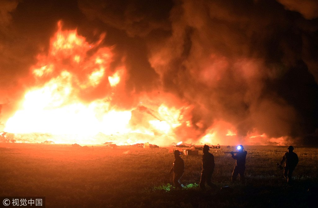 #UPDATE Death toll rises to 85 in Mexico fuel pipeline blast, Reuters reports