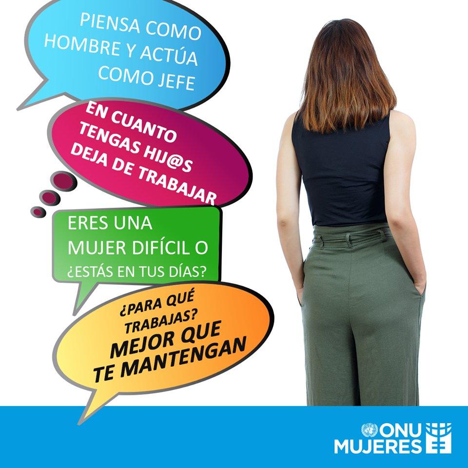 Onu Mujeres México Twitterissä Estas Son Algunas De Las
