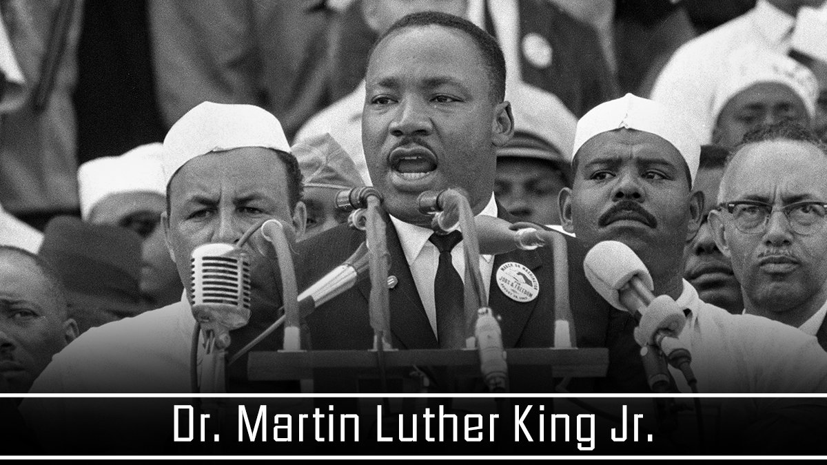 Remembering the legacy of Dr. Martin Luther King Jr. #MLKDay