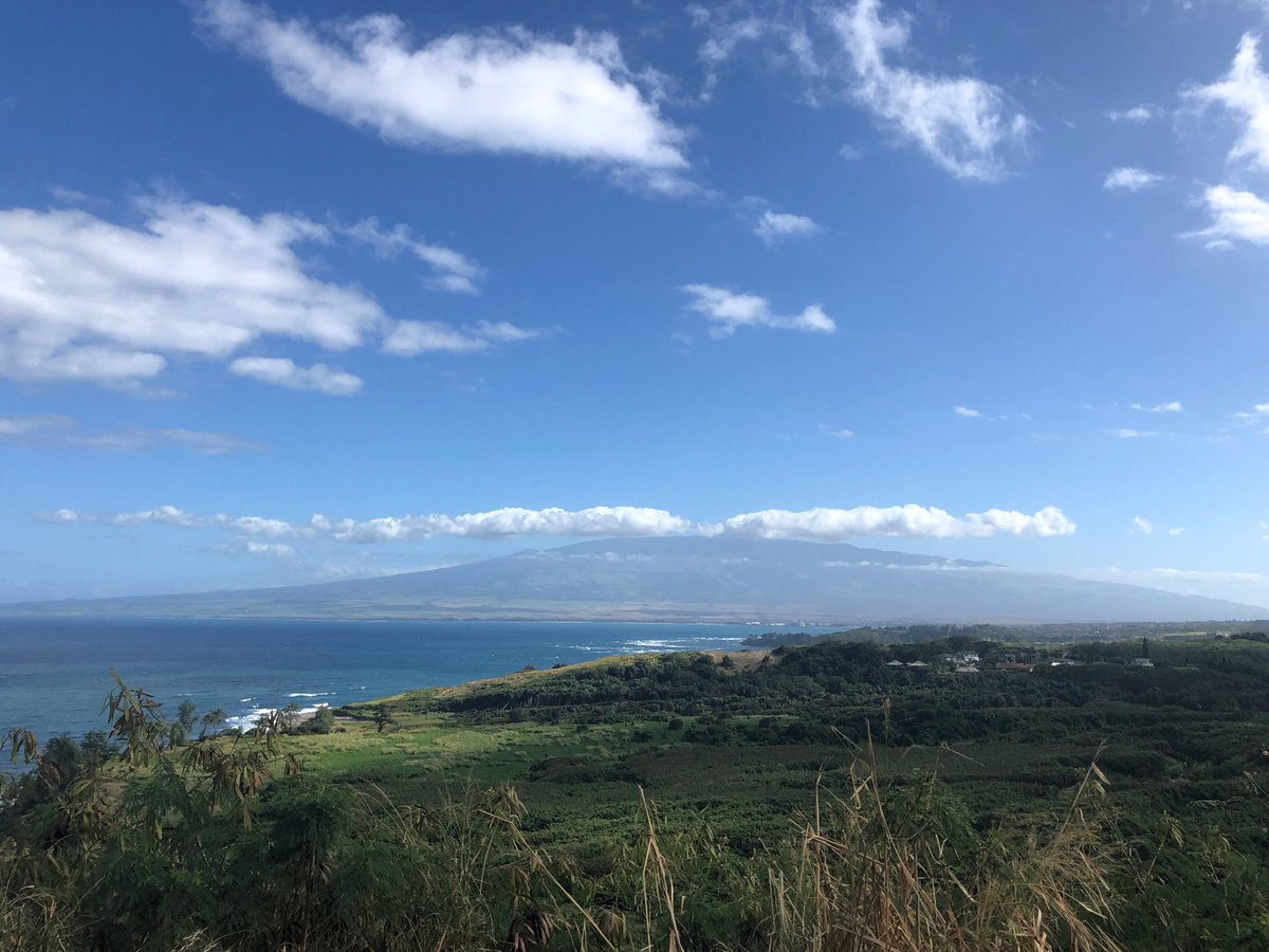 test Twitter Media - Beautiful warm clear day looking towards Haleakala. #cmweather #beautiful #MagicalMahi https://t.co/BXbMoqoN9G
