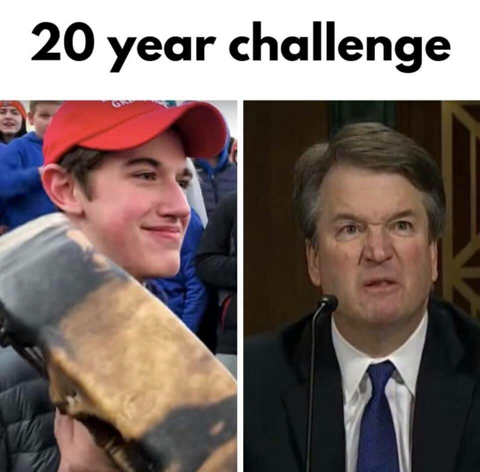 Image result for nick sandmann meme