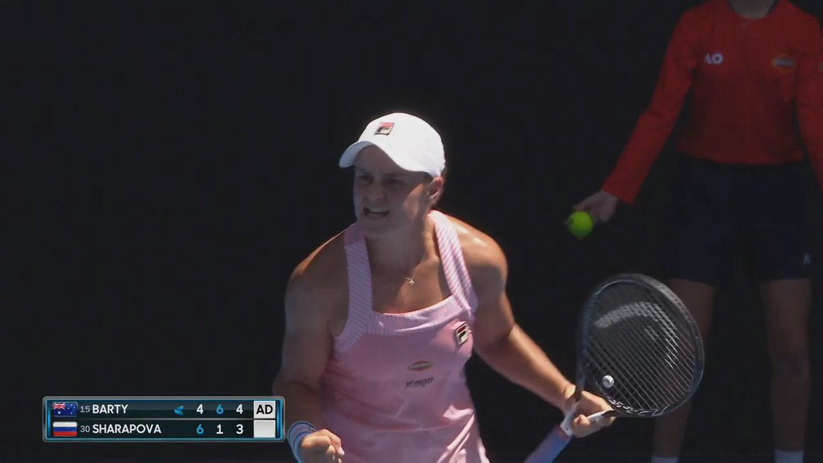 Wide World of Sports's photo on Ash Barty