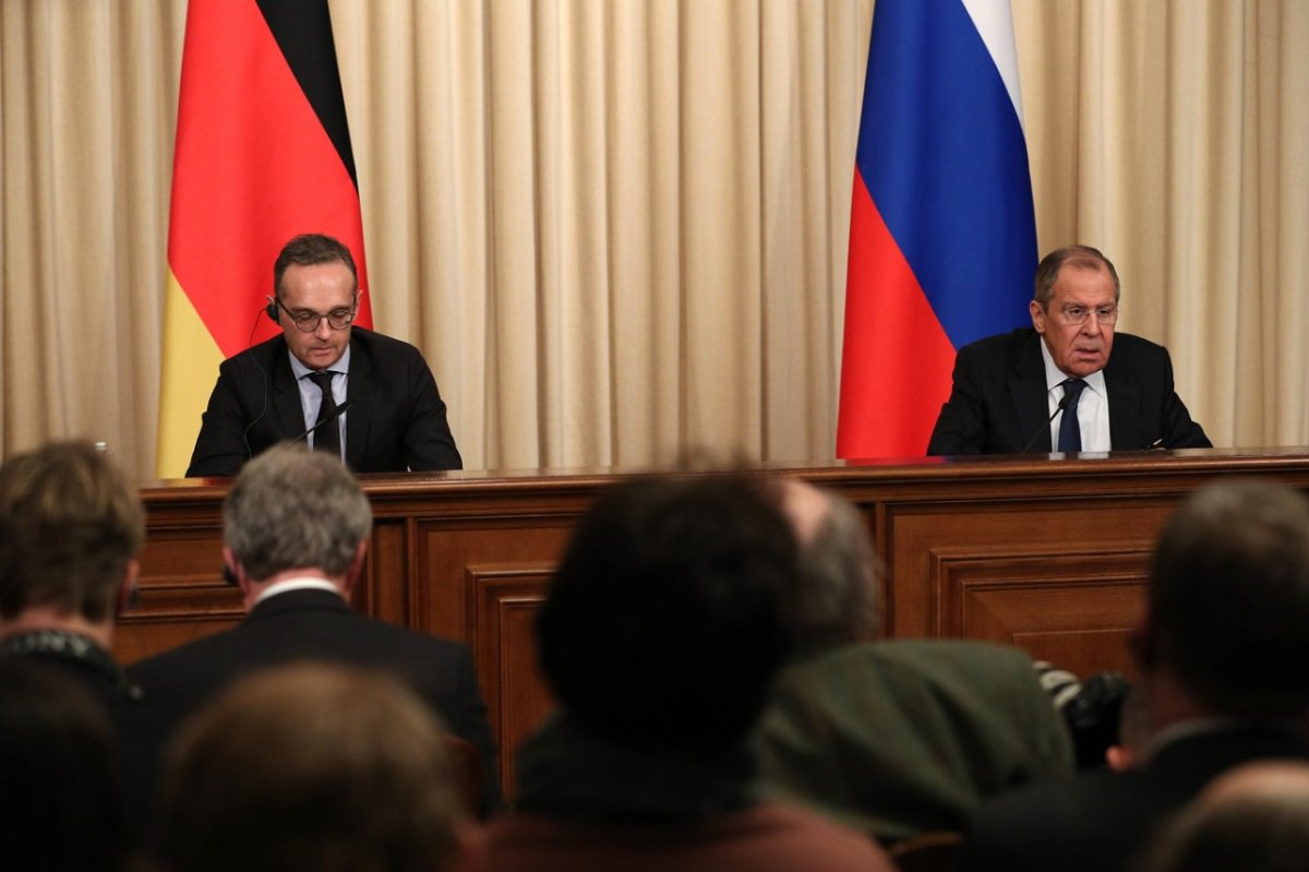 🇷🇺🇩🇪Joint statement by FM Sergey #Lavrov and Federal Minister for Foreign Affairs of the Federal Republic of #Germany @HeikoMaas on Germany's humanitarian gesture with regard to survivors of the siege of #Leningrad ⬇️⬇️⬇️ 📎https://bit.ly/2sSNbMY