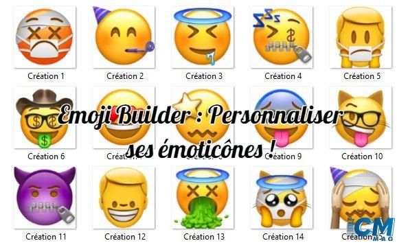 My Cm Mag On Twitter Vous En Avez Marre D Utiliser Les Meme Emoticones Tous Les Jours L Outil Emoji Builder Permet De Personnaliser Ses Emojis Comme On Le Souhaite Pour En Savoir Plus