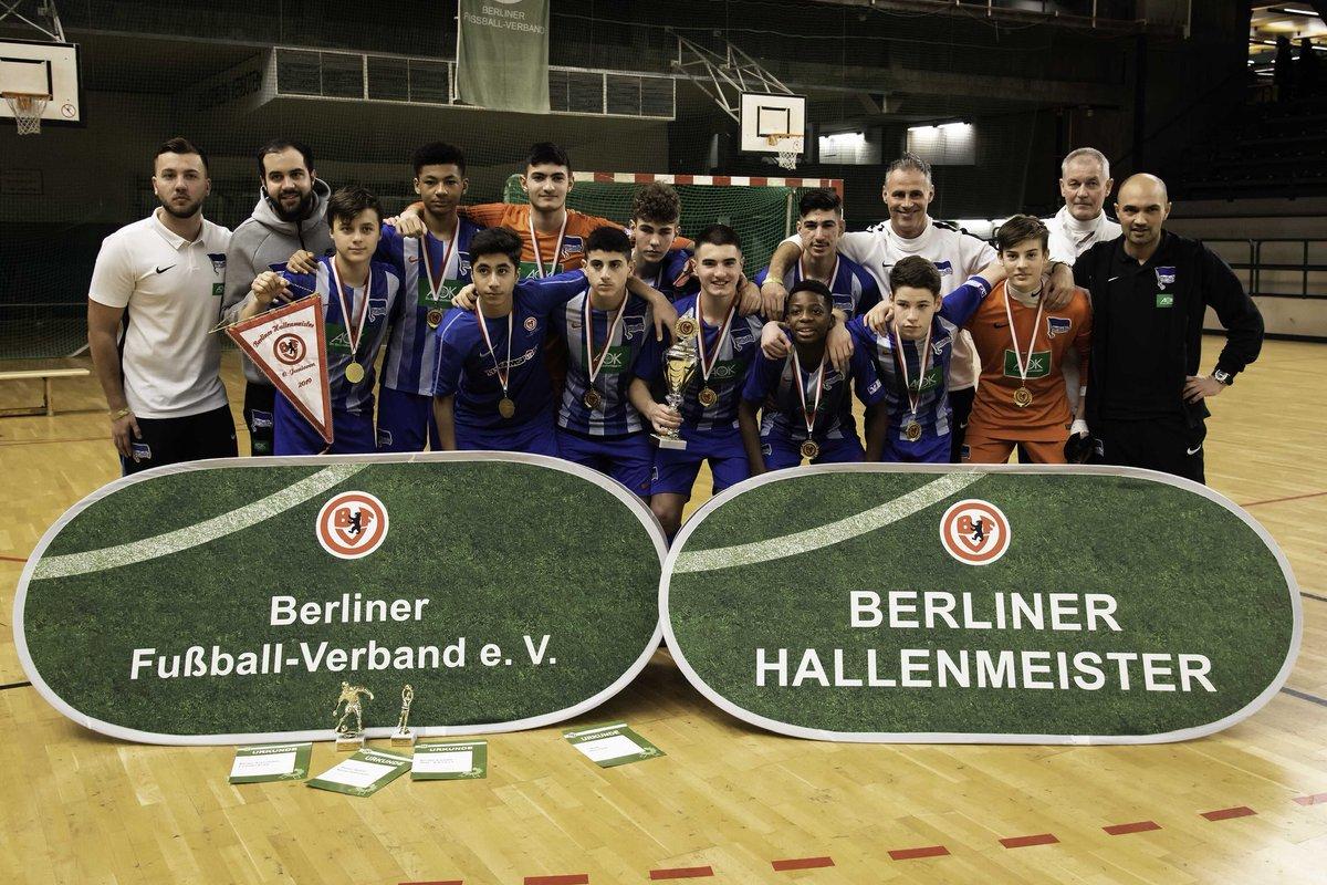 Berliner Fußball Verband Ev At Berlinerfv Twitter