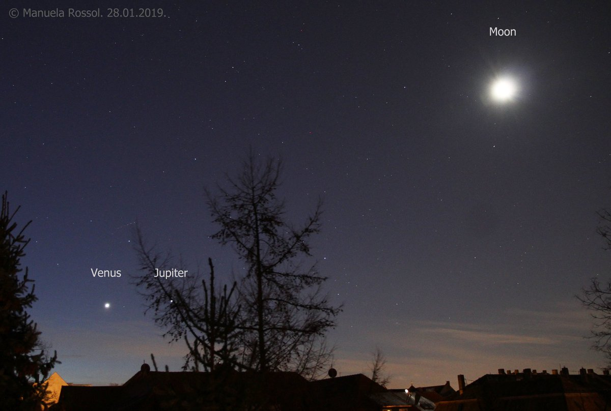 moon venus jupiter 2019 - HD 1200×808