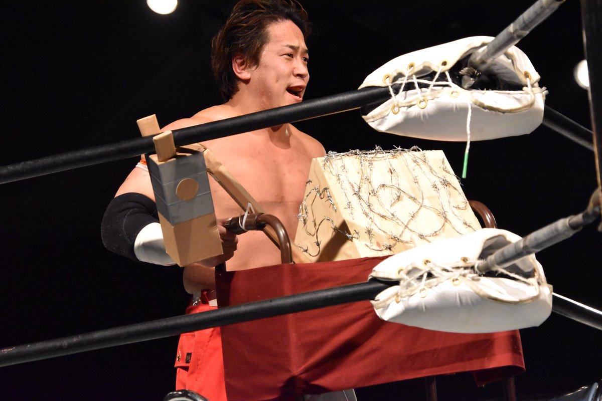 "BJW: ""Death Market 48"" Masaya Takahashi sigue reinando 3"