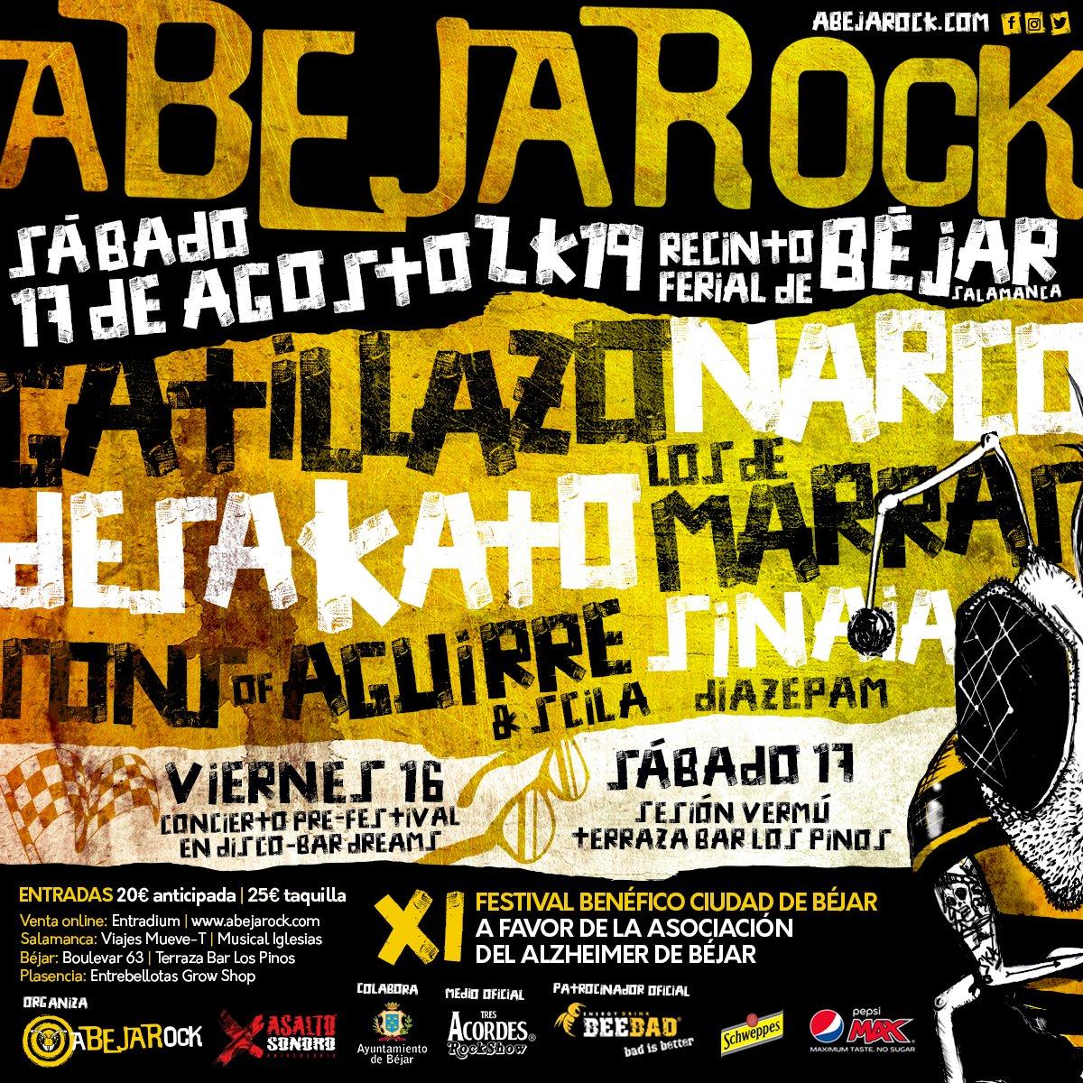 Abejarock