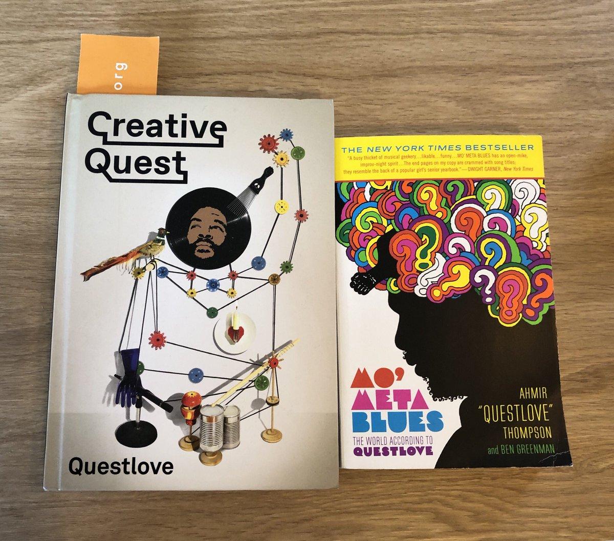 Mo Meta Blues: The World According to Questlove