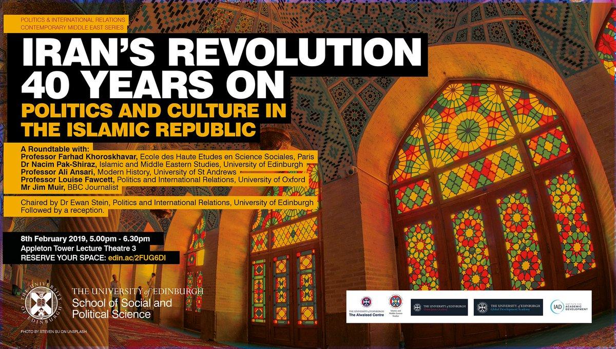 Political Culture in the Islamic Republic