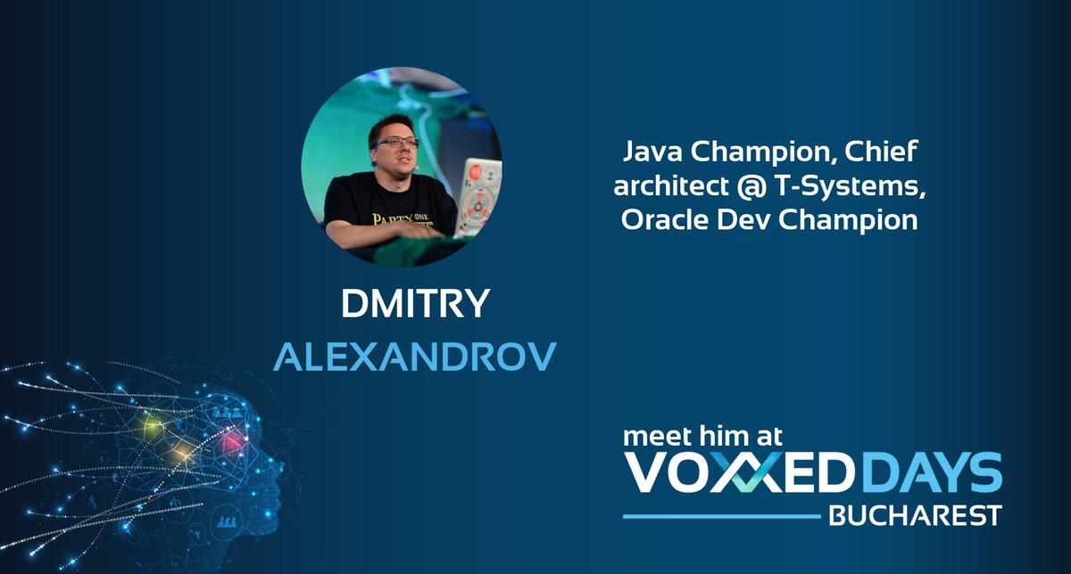 Voxxed Bucharest on Twitter: