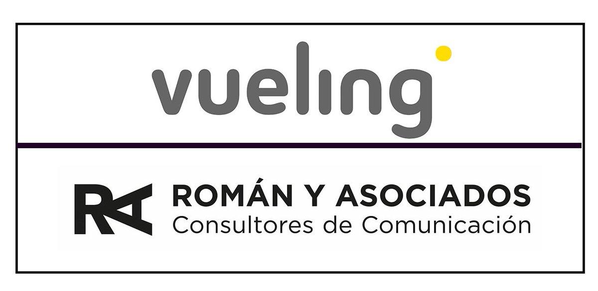 En 2004 la vimos despegar, ahora @vueling y RyA trabajarán conjuntamente en la definición e implementación de la estrategia de comunicación y relaciones públicas de una de las aerolíneas líderes en Europa.