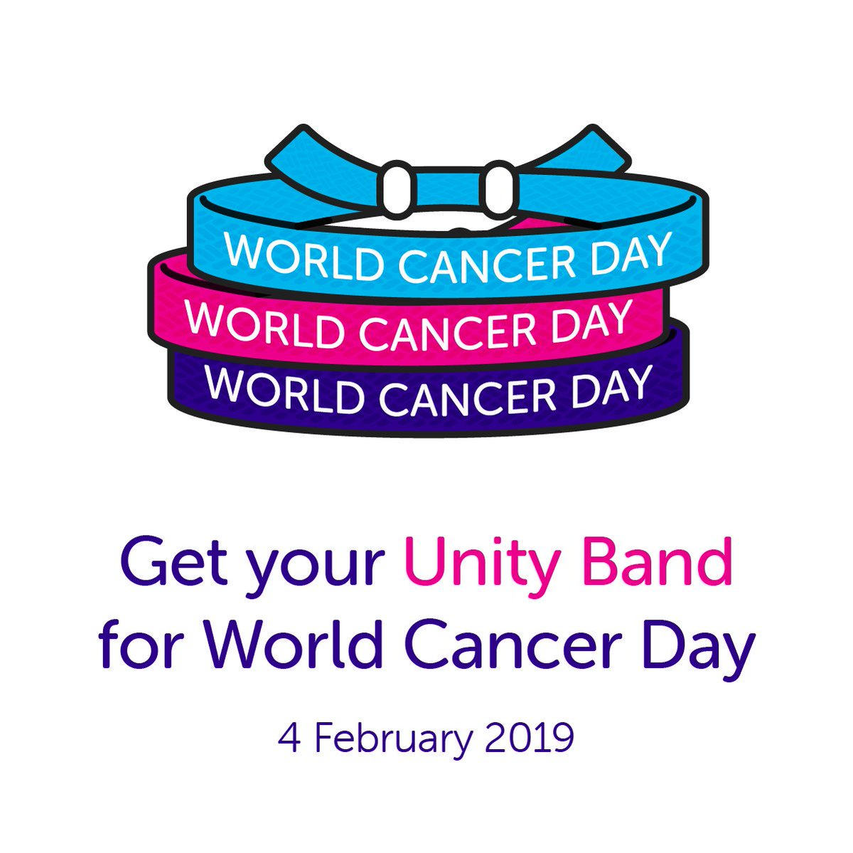 It&#39;s not too late to support #WorldCancerDay . Get your #UnityBand in-store today and help fund our life-saving research.<br>http://pic.twitter.com/bdKgrfr1G4