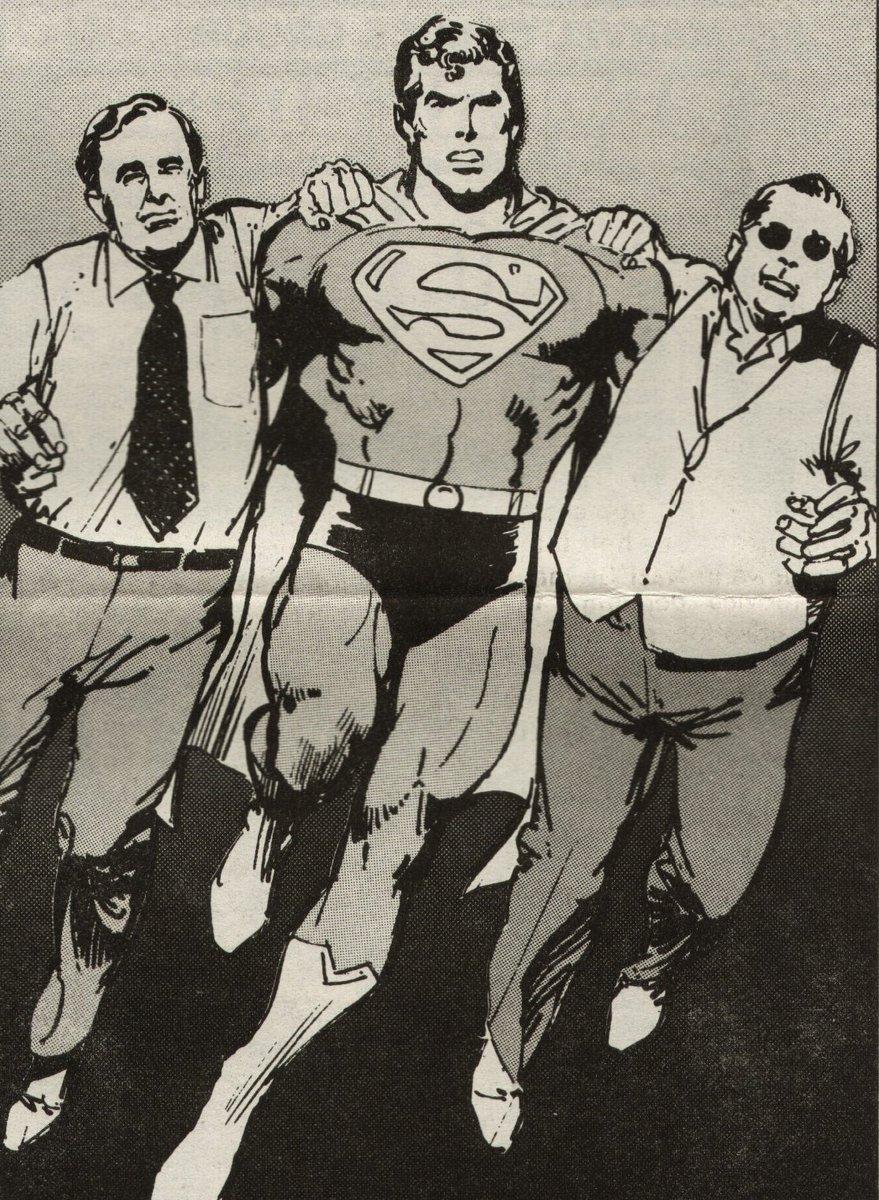 """Un día como hoy, en 1996, murió el guionista Jerry Siegel, quien junto con el dibujante Joe Shuster, crean en 1938 """"Superman, el hombre de acero""""."""