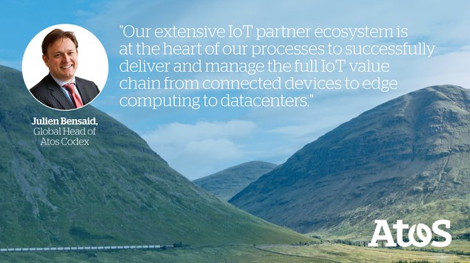 We are very proud to be named a global Leader in #IoTservices by @EverestGroup...