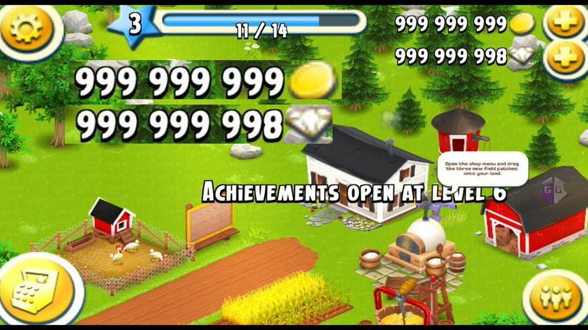 Download Hay Day Mod APK - Coins & Diamonds Hack
