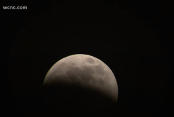 We've got a pretty good view of the super blood wolf moon total lunar eclipse ... where are you watching from?