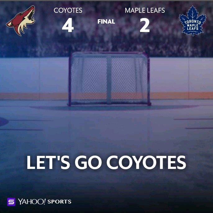 Asif Malik's photo on Coyotes