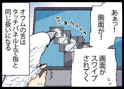 RT @itazuraoumu: 鳥がタッチパネルを操る時代になりました。 https://t.co/vbxQmEj2be