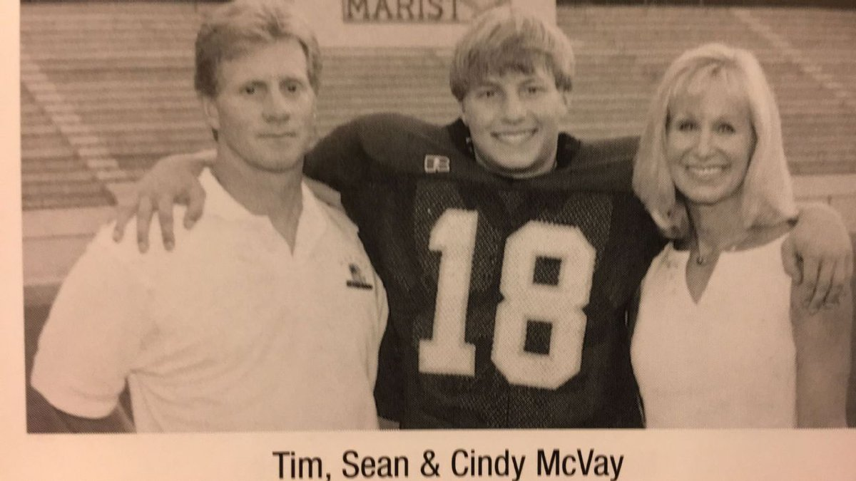 Sean McVay was in high school when Tom Brady won his first Super Bowl in 2002. #SBLIII
