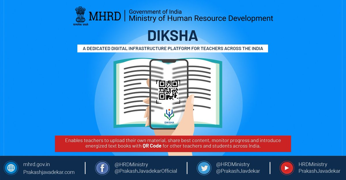 Ministry of HRD on Twitter: