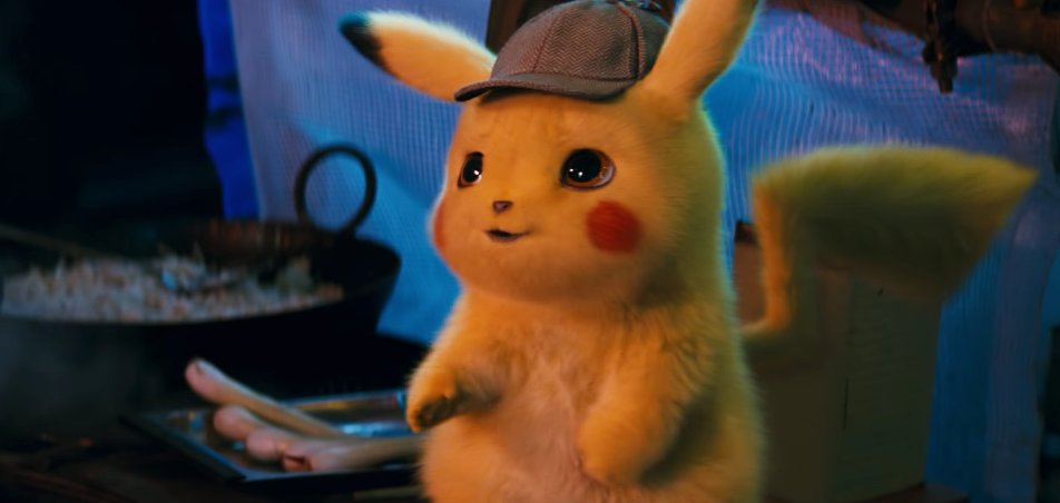 Detective Pikachu gets a new teaser trailer, take a look https://t.co/VeFeLQEdzp