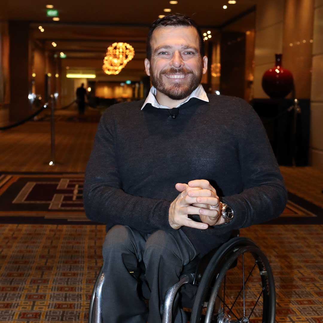 Meet Paralympian and Australian legend @kurtfearnley. As a passionate CROWNability ambassador and disability advocate, Kurt helps us promote job opportunities to people with a disability. Find out more at https://t.co/dN9F2kjxoQ https://t.co/f0rSg9aAYu