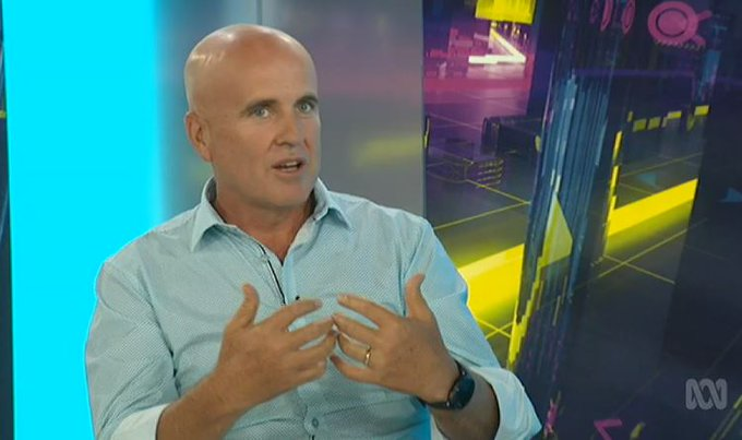 """""""What stops women from putting their hand up is that a male dominated environment can be hostile. Why would they put themselves into hostile male environment? In some senses I do not blame them. When you get better diversity it's less hostile."""" @PiccoliMp #auspol #TheDrum Photo"""