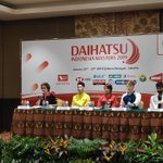 #indonesiamasters2019 Twitter Photo