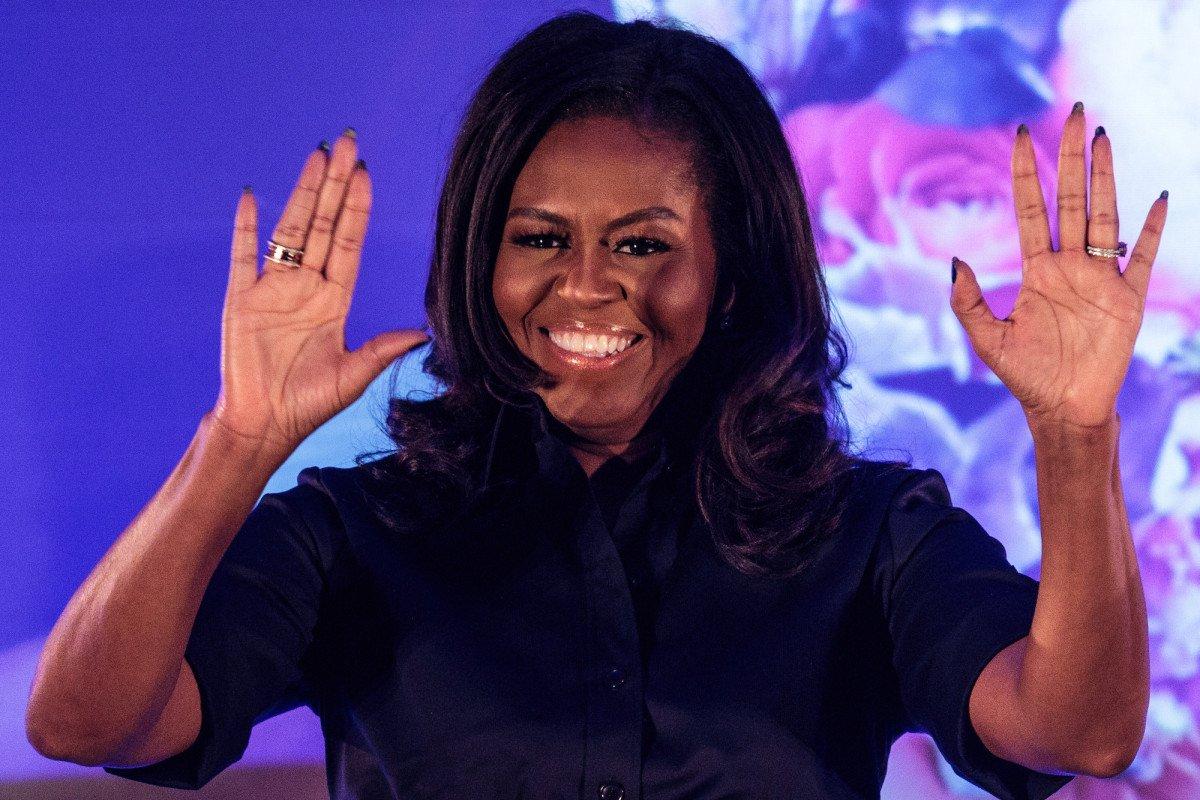 Michelle Obama's skincare secrets: peony oil and vitamins galore https://t.co/Gp87SGVjDl
