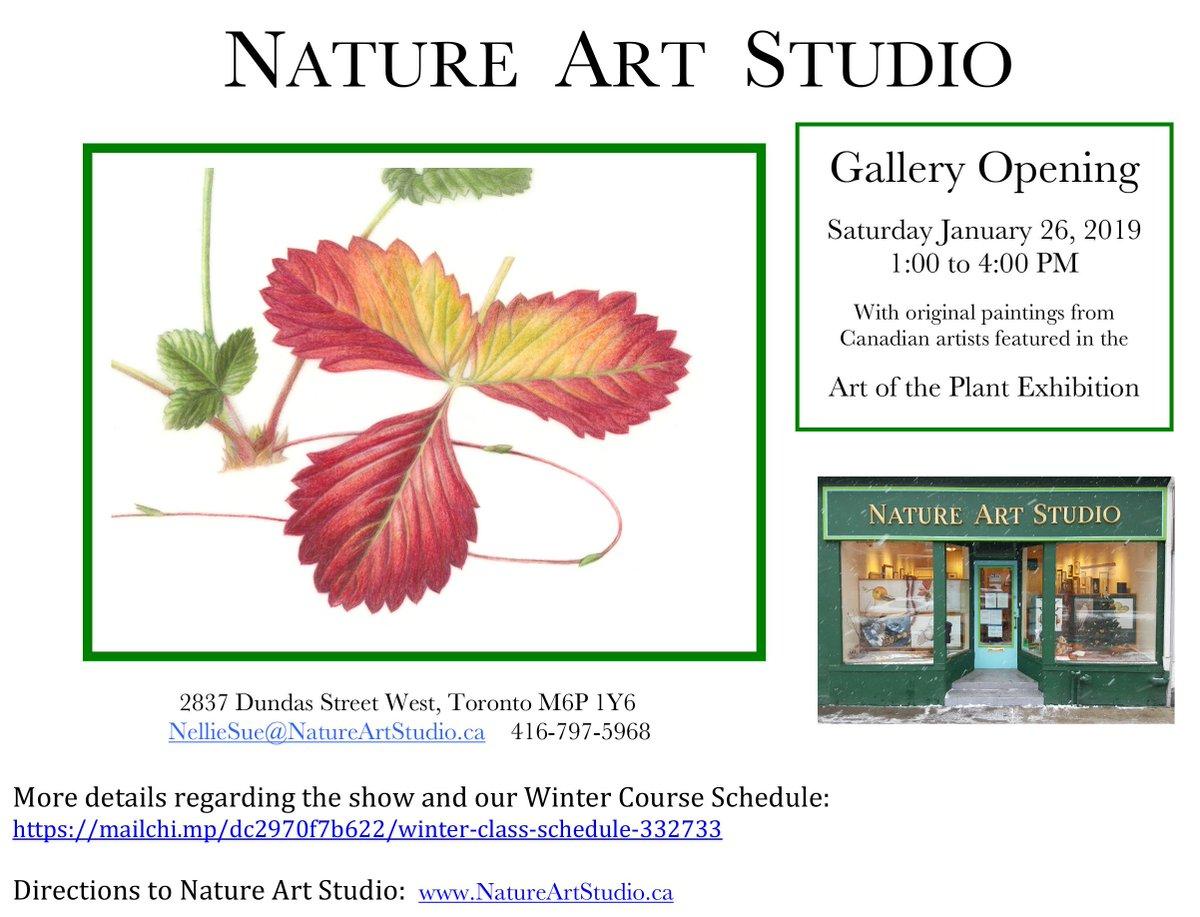 Illustration Detail By Nellie Sue Potter Exhibit Invitation Details