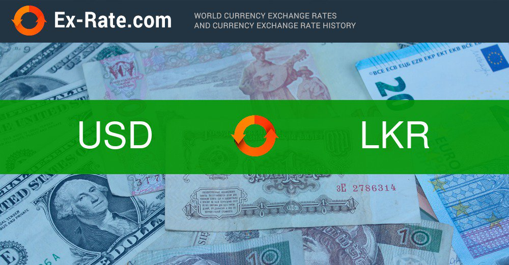 Sri Lanka Rs To Usd Exrate 182 15