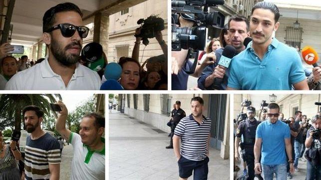 ‼️La Fiscalía pide siete años de cárcel a los cuatro miembros de 'La Manada' en el caso de Pozoblanco https://t.co/5kBAV5FAbq