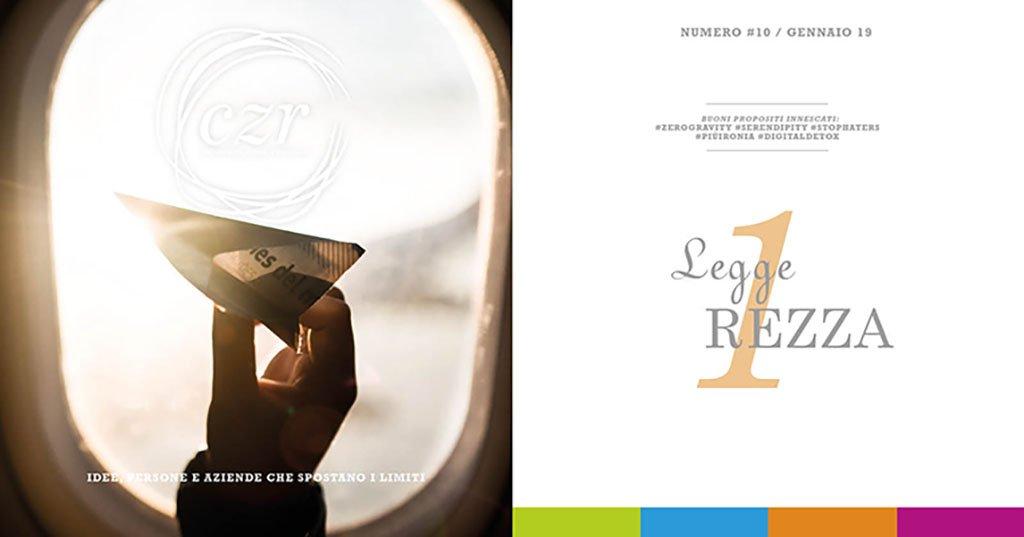 """Partiamo dalla Leggerezza, la prima delle """"Lezioni Americane"""" di Calvino... E allora: leggerezza come valore aggiunto e non come difetto. Scarica la versione integrale del #CZR qui👉 http://bit.ly/czr_gennaio19 #ComfortZoneRemover #Lightness"""