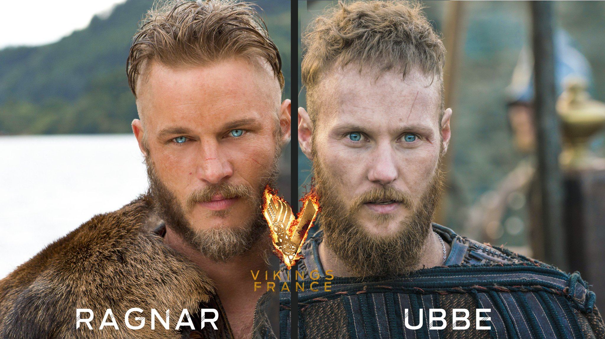 Vikings France On Twitter Tels Pères Tels Fils Vikings Ubbe Ragnar