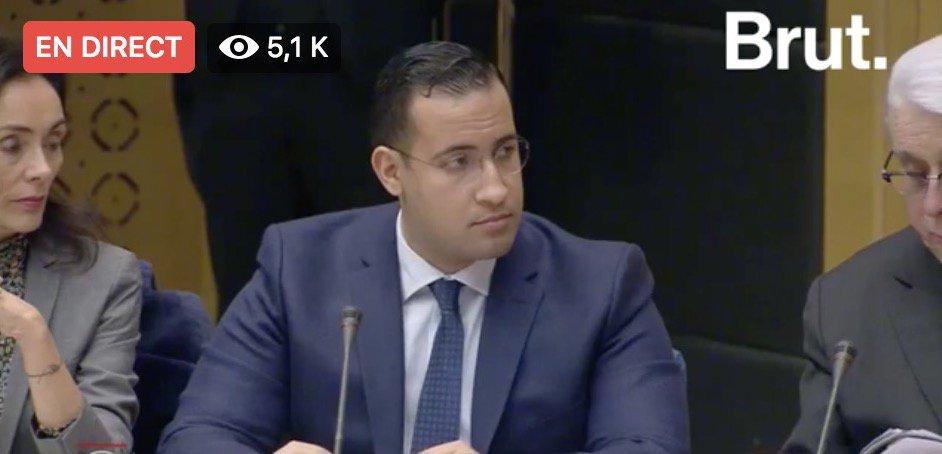 🔴 DIRECT - Alexandre Benalla répond à la commission d'enquête du Sénat : https://t.co/Ab8QjZCIox