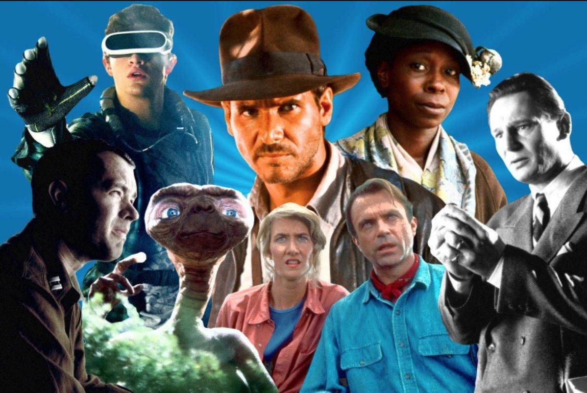Every Steven Spielberg movie, ranked https://t.co/3jkFLw1sJ4