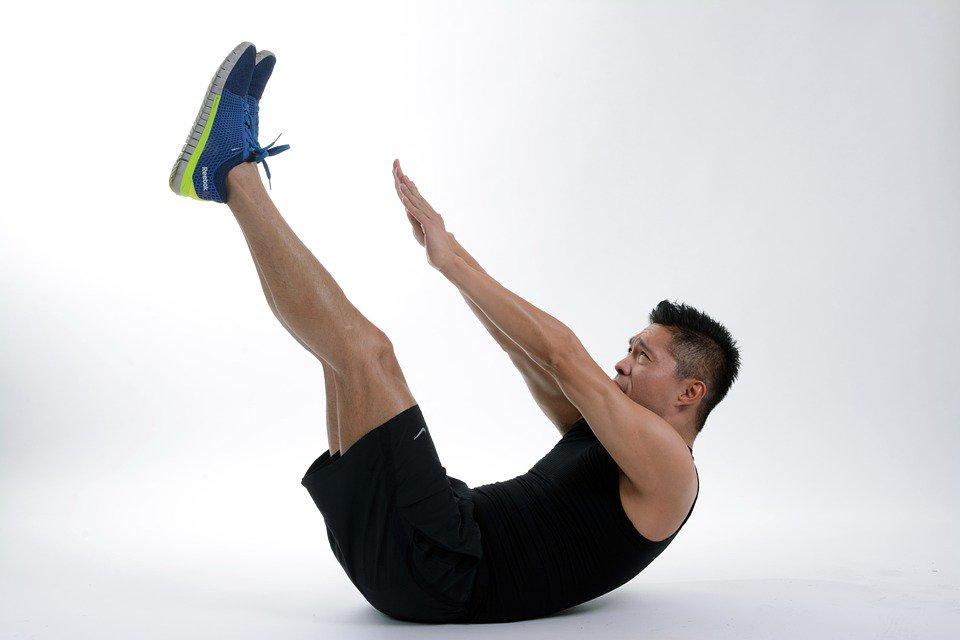 мужские тренировки для похудения